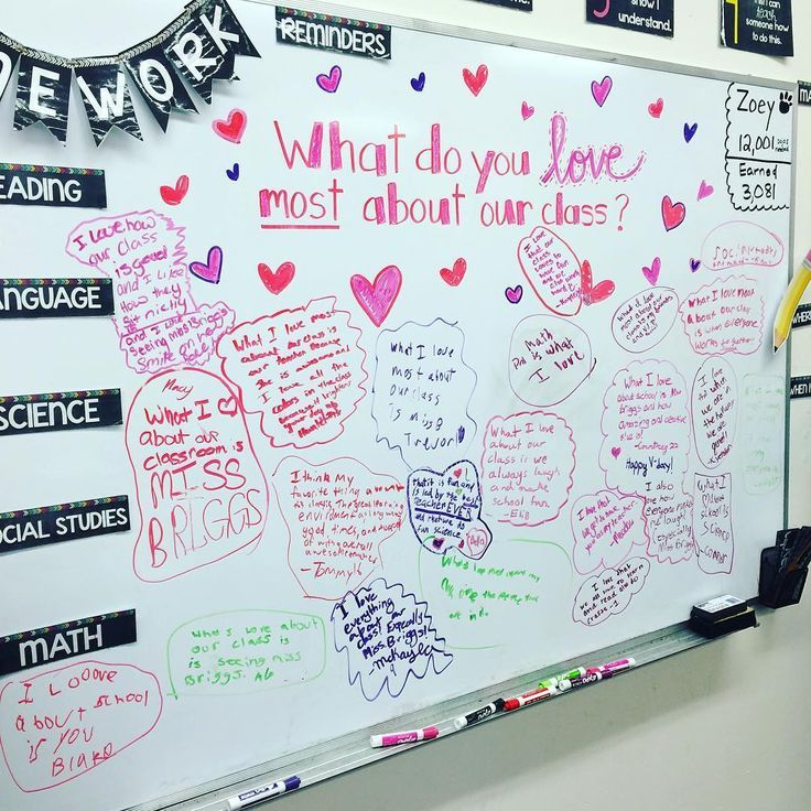 What Do You Love Most About Our Class? | Miss 5th