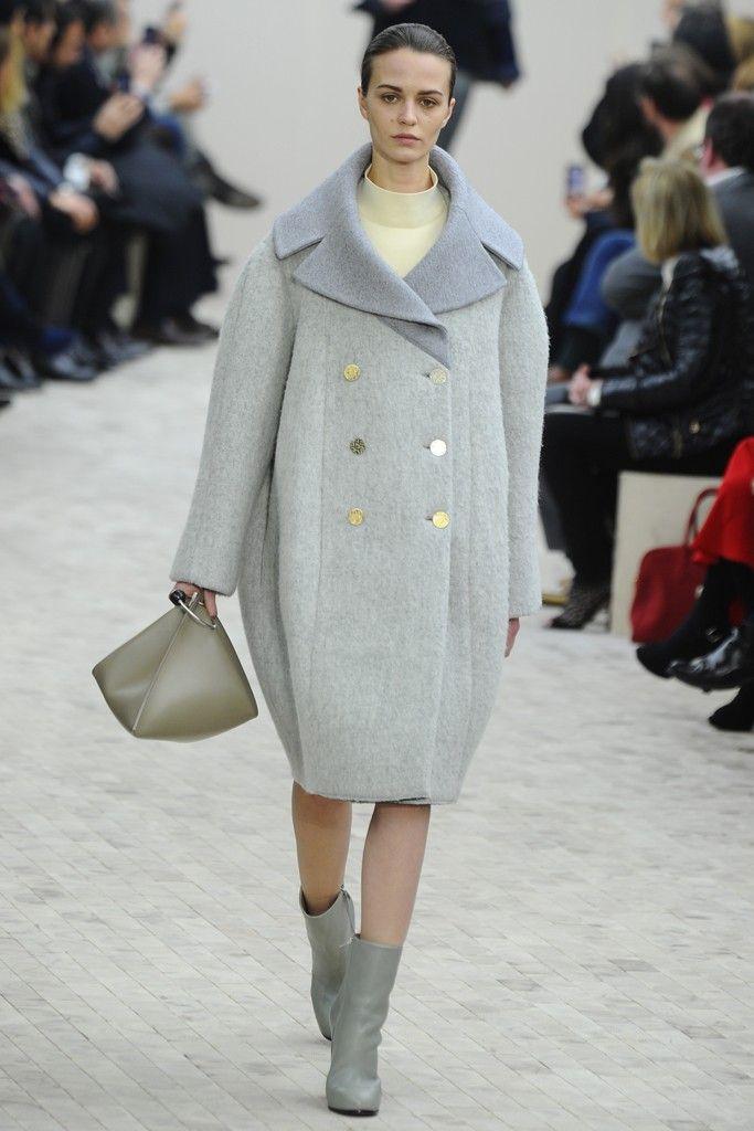 Fall 2013 Coat Trend: Around We Go