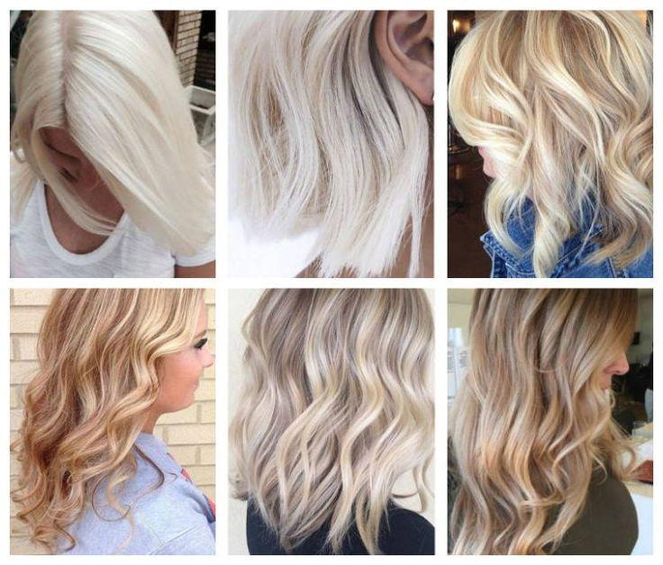 Обзор самых модных оттенков блонда и советы, как выбрать для себя идеальный оттенок! 💗👍  #блонд #осветление #окрашивание