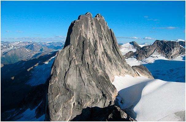 Bugaboo Spire - Bugaboo Provincial Park, BC - The irony of growing up so close to this stunning area and never knowing about it.