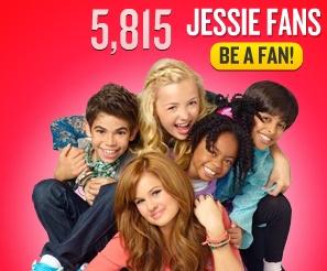 Jessie (Disney Channel)  Im totally a fan!