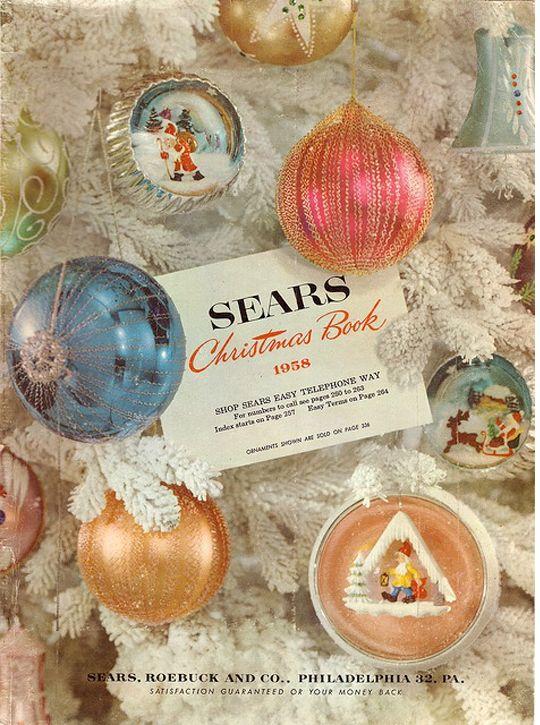 penny caramelle: Decorazioni di Natale e ornamenti da epoca Cataloghi