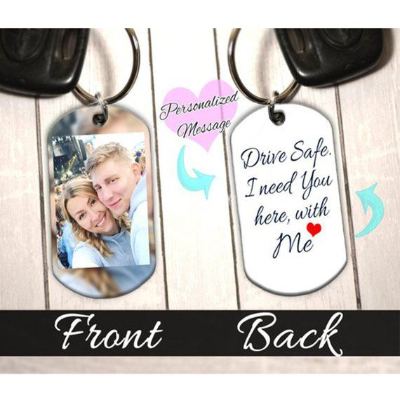 1 Custom Picture Keychain – FREE SHIPPING, Custom Keychain, Personalized Keychain, Photo Keychain. Boyfriend Gift, for him gift