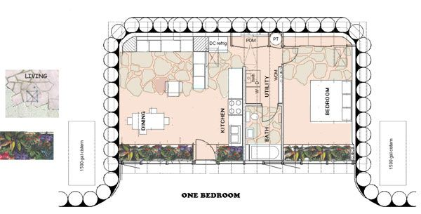 Earthship Home Floor Plans: 1000+ Ideas About Earthship Home Plans On Pinterest