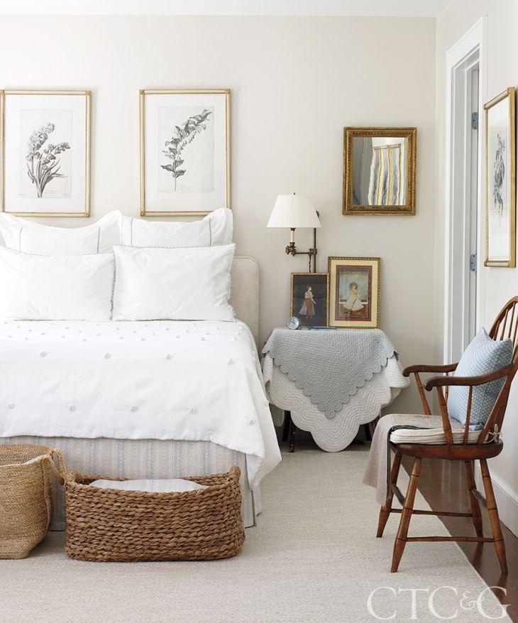 Step Inside Elizabeth Eakins' Serene Westport Apartment