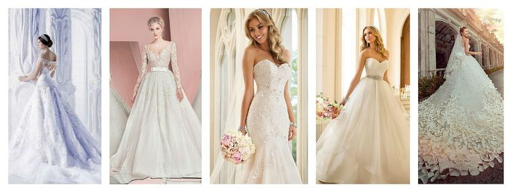 #Wedding season is not over just yet :D Which #bride #gown would you choose? ***   Would you go for a #princess look or a #frozen- like one?   Check out the best #girlgames:http://www.girlgames4u.com/