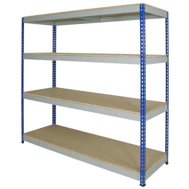 Beautiful Storage Shelves