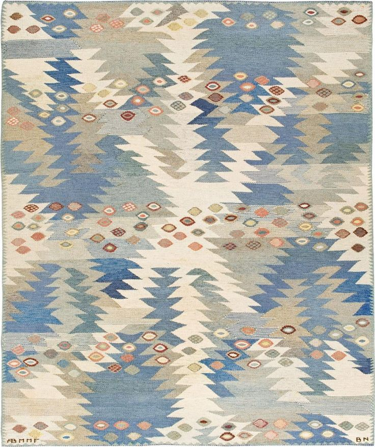 Blue And White Scandinavian Rug: 1000+ Images About Rugs: Scandinavian On Pinterest