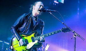 Radiohead, Sia … and the sound of bees – our writers' favourite gigs of 2016 | Music | The Guardian