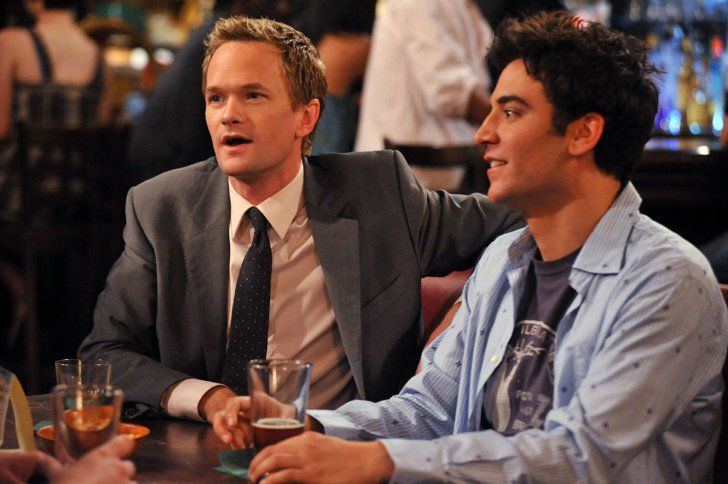 Pin for Later: 18 TV Friends Who Dated the Same Person Barney Stinson and Ted Mosby both date . . .