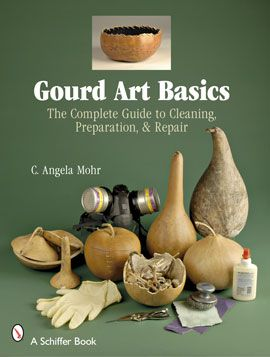 Painted Gourds Ideas | Gourds, Gourd Books & Gift Certificates For Sale | GourdFarmer.com