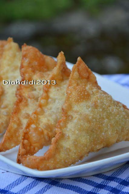 Diah Didi's Kitchen: Pastel Segitiga..atau Samosa...?..Hihi