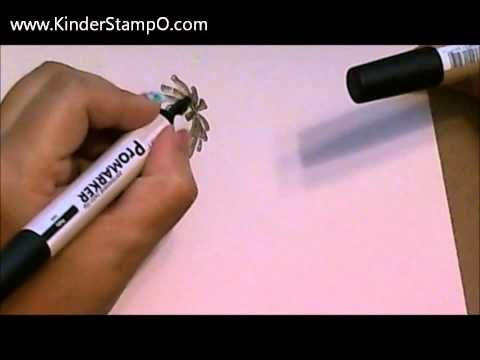 ▶ How to use Letraset Promarkers for Beginners - YouTube