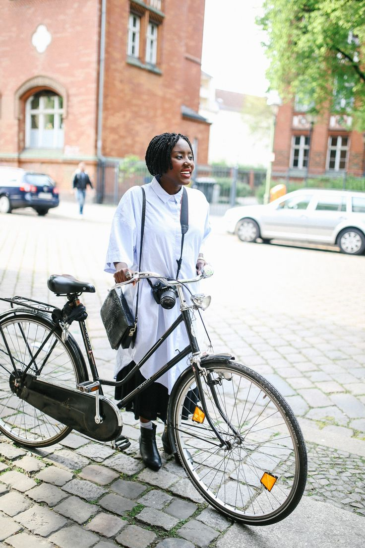 The Look- Cycle Chic