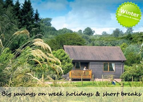 Is there a better choice of accommodation for a winter holiday than a log cabin? These UK log cabin holidays over winter have savings of up to £100 OFF and prices for a break start from just £149.00.