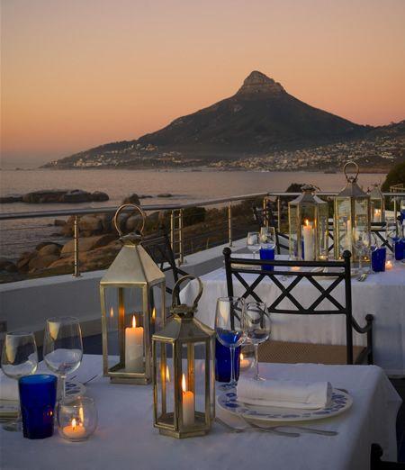 Azure Restaurant at The Twelve Apostles Hotel | trippy.com
