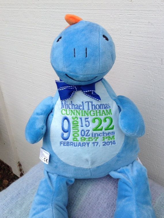 443 best personalized baby gifts images on pinterest baby gift monogrammed cubbies dragon new baby gift embroidered birth announcement baby boy gift nursery photo prop blue dragon negle Image collections