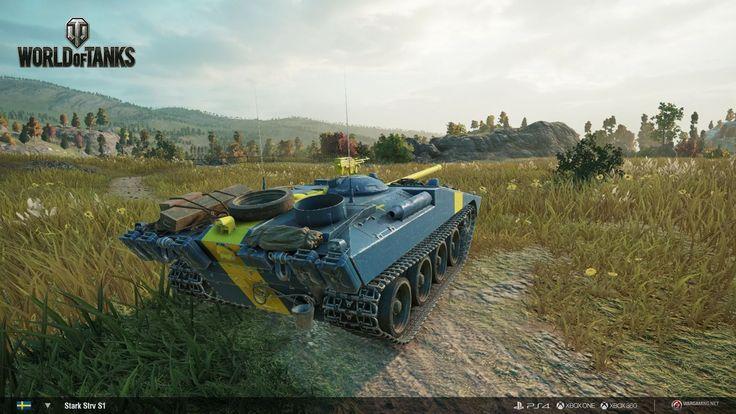 Swedish Premium Vehicles Hit the Battlefield October 5 | World of Tanks