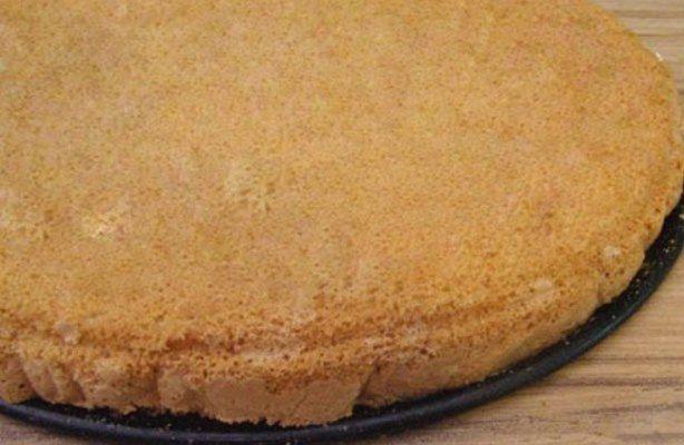 Новогодний овсяный торт Сивка Бурка
