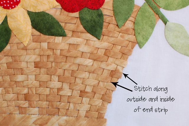cute basket tutorial - I've not seen a basket where it is woven like this