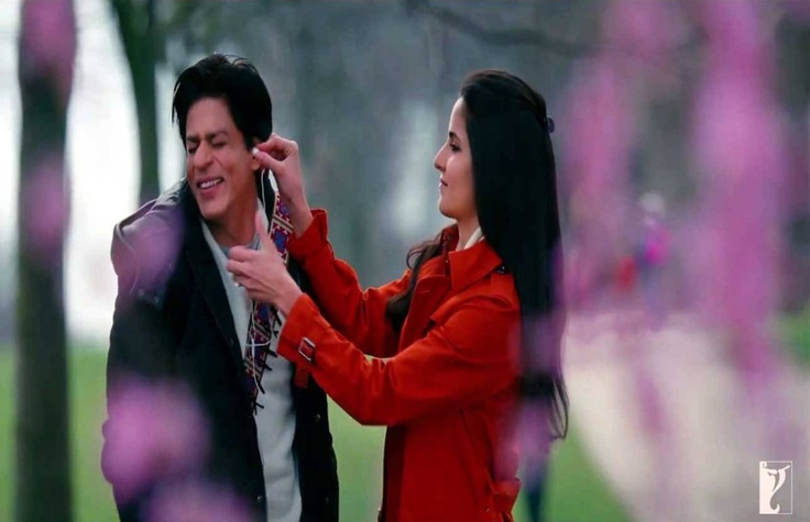 Jab Tak Hai Jaan Theatrical Trailer - Shahrukh Khan, Katrina Kaif & Anushka Sharma - Film releasing November 13