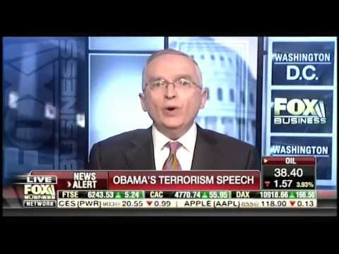 Ralph Peters calls Obama 'a total pussy' on live television