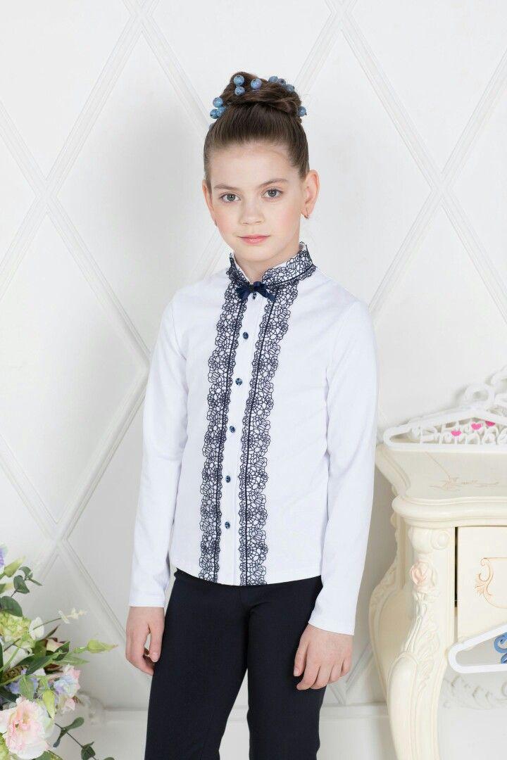 Школьная форма 2017, Фантазеры, школьные блузки