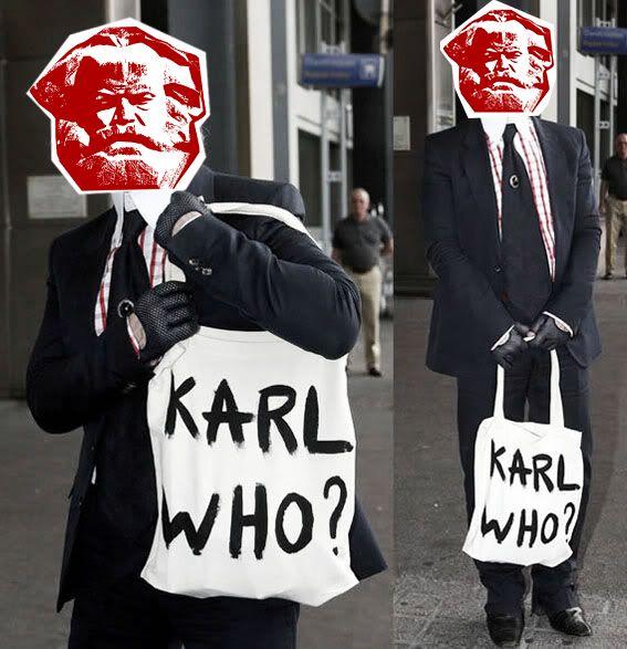 Karl who? #hlava #marx
