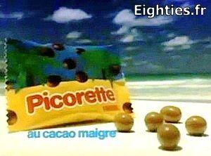 Les Picorette!