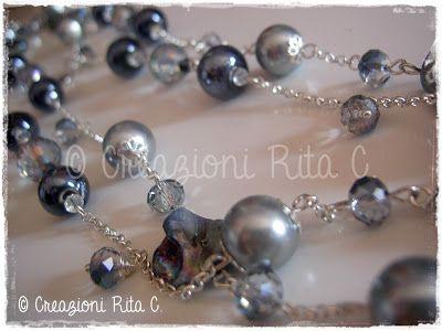 Creazioni Rita C. ... Only Handmade!: La Collana Marcella
