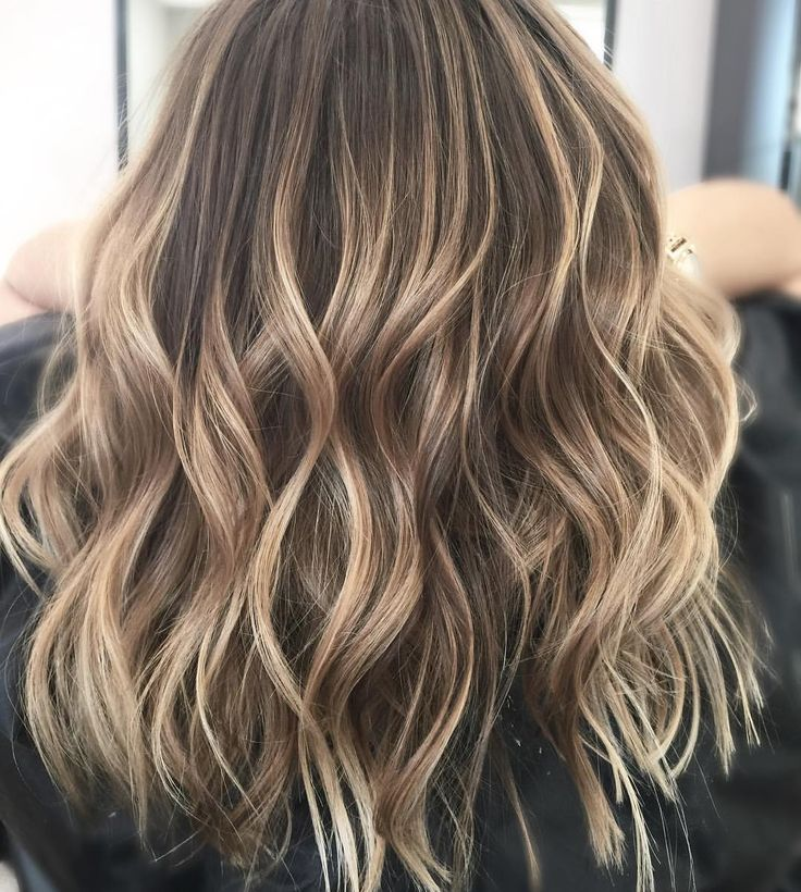 Painted! Balayage and signature pieces!