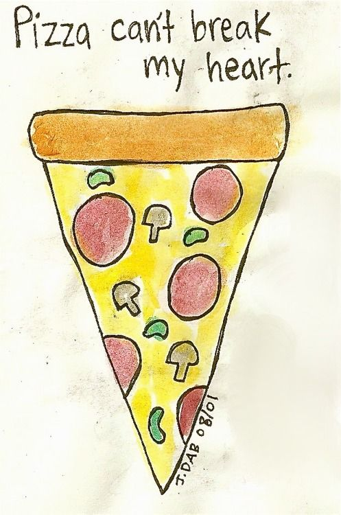 Unless you run out of it, which is why we suggest you stock up on our MaMa Rosa's Pizza packs of 2 for the price of 1!