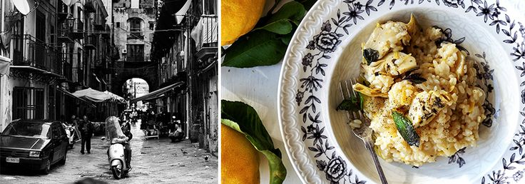 Hemkop.se | Risotto på kronärtskocka och citron
