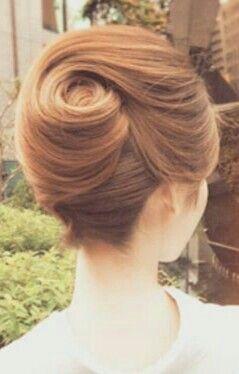 Classic French Twist Avedaibw French Twist Hair Hairdo