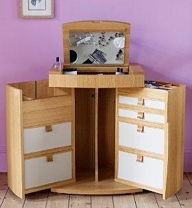 Compact Dressing Table