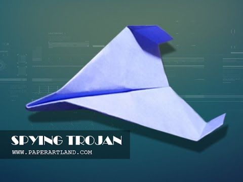 best origami jk images origami airplanes and how to make a fast paper airplane aviatildesup3n de papel trojan