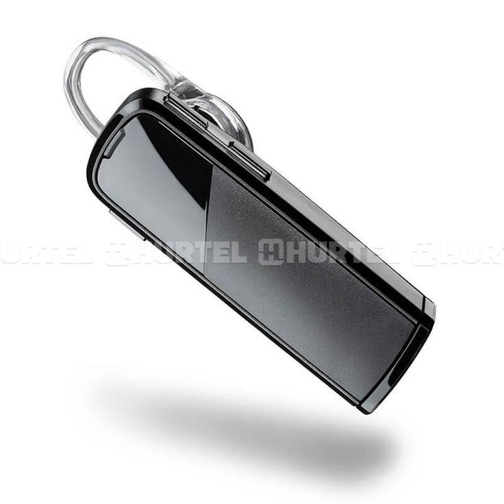 Plantronics Explorer 80 - Uniwersalna słuchawka Bluetooth (czarny)