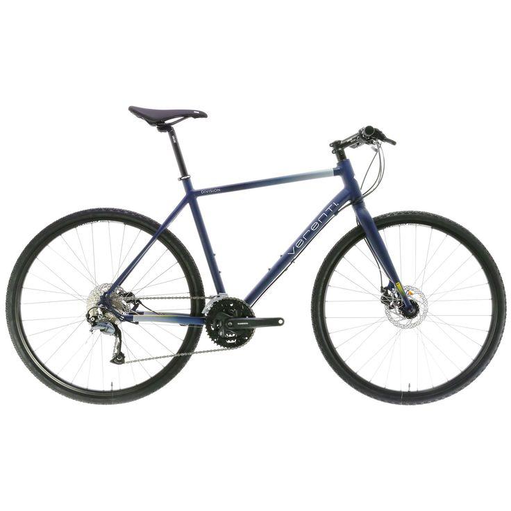 Wiggle France | Vélos hybrides / ville | Vélo Verenti Bikes Division 2 (2016)