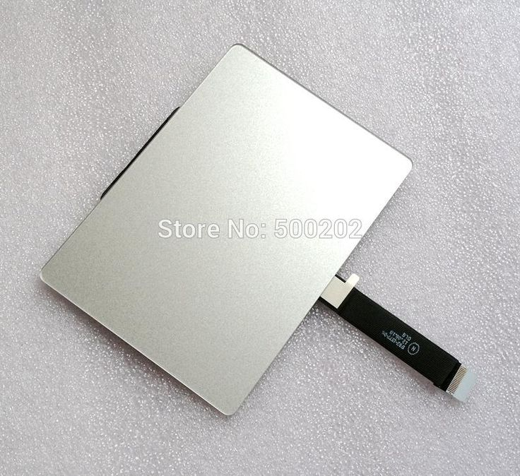 "New Touchpad Trackpad For Macbook Pro 13"" Retina A1502 ME864 ME866 MGX72 MGX92 LL/A 2013 2014 Year HK Post Free Shipping"