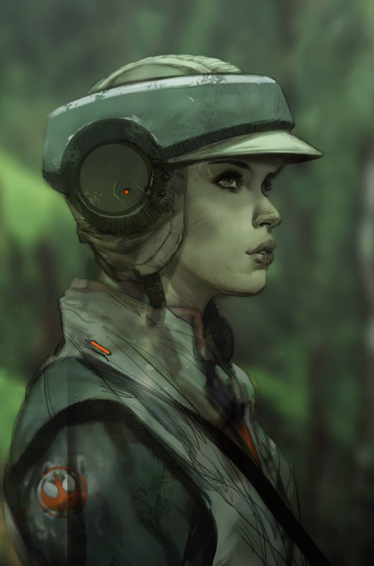 Star Wars - Rogue One by Ben Oliver