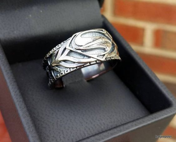 Custom+Man+of+Steel+Armor+Inspired+Superman+Ring+by+Batjeepster
