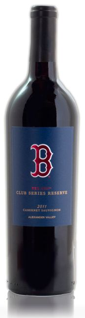 Wine | redsox.com: Wine Tradition and baseball go hand in hand in Boston. Memories of Fenway Park,™ The Impossible Dream, the Green Monster,™ and triumphs in 2004 and 2007 have shaped not a fan base, but a Nation. With the release of a 2011 Alexander Valley Cabernet Sauvignon we commemorate one of the great Clubs in all of sports. Make your next game and experience with Club Series Reserve: a wine that was custom made for Red Sox Nation.™