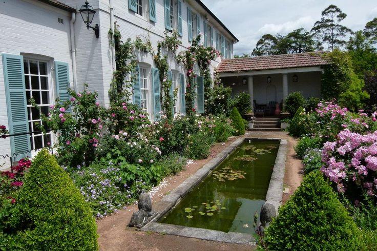 Rose Garden Pond Wahroonga