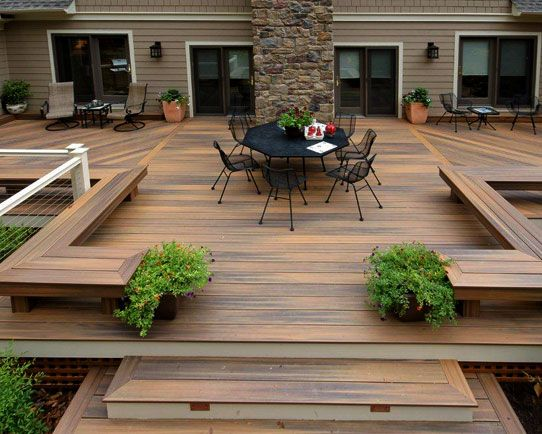 ... Terrasse bois composite, Terrasse en bois composite et Terrasse en