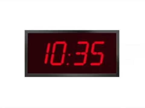 tijd 2 – Klokkijken, digitale klok | Stichting Goed Rekenonderwijs
