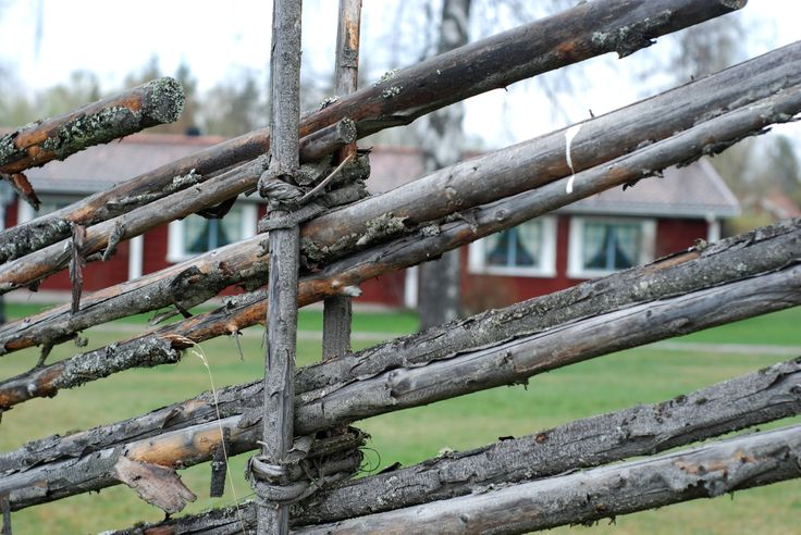 Scandinavian fence