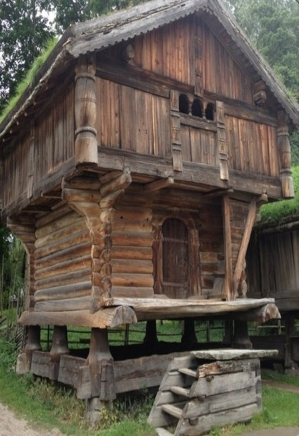 Unusual Cabin Designs : Best funny houses and unusual buildings images on