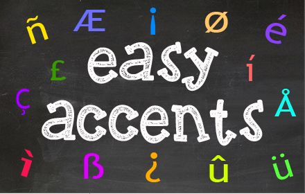 A Wonderful Google Drive Tool to Insert Different Accents in Your Docs ~ Educational Technology and Mobile Learning
