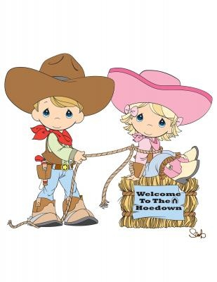 precious moments cowboy coloring pages - photo#24