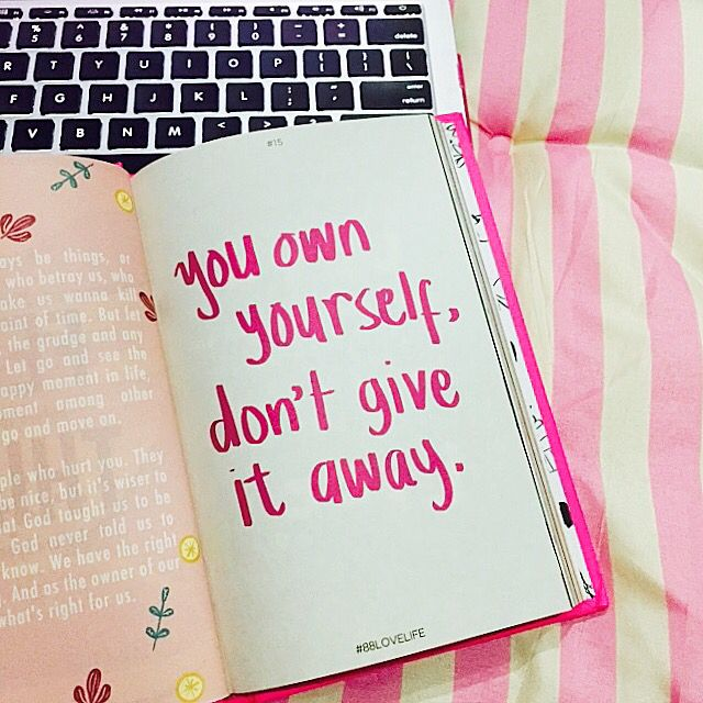 Own Yourself #88lovelife